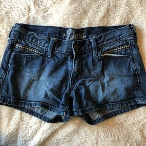 The Diva - Old Navy  short shorts